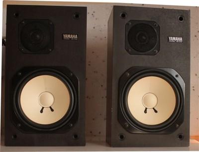 Yamaha Ns 615 Jak Ns 10 Studio Monitor 6620632297 Oficjalne Archiwum Allegro