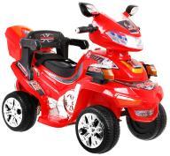 duży MOTOR - QUAD + PILOT DO STEROWANIA czerwony