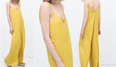 sukienka z rozporkiem na udzie zara