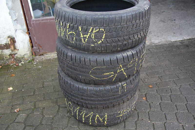 Opony Zimowe 22550 R17 Pirelli Bridgestone 7034226189 Oficjalne