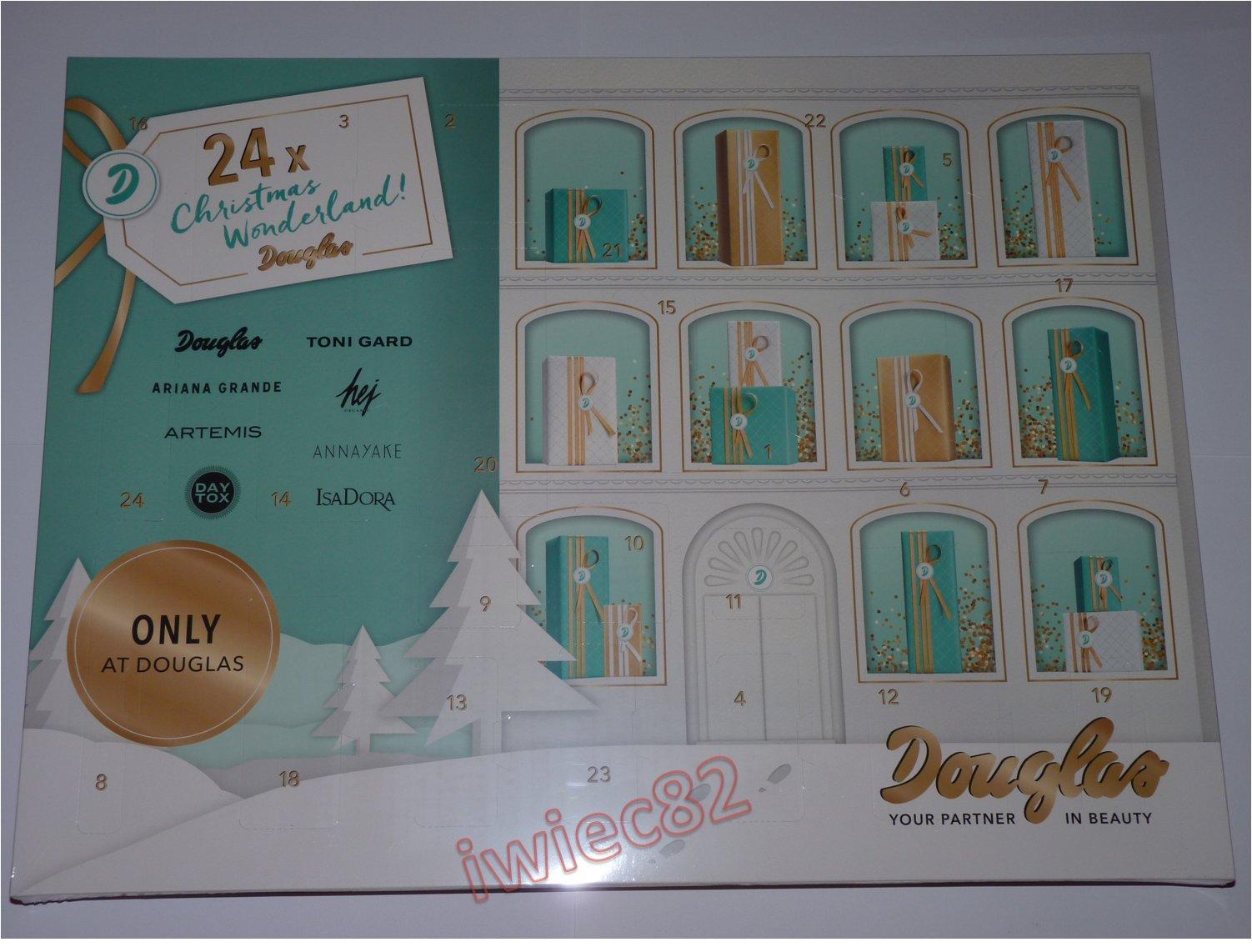 Douglas Kalendarz Adwentowy 2017 Perfumy Kosmetyki 7046463496 Oficjalne Archiwum Allegro
