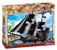 Cobi 6016 Klocki piraci statek piracki Czarna Perł