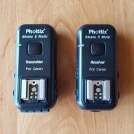 Zdalny wyzwalacz 5-w-1 - Photttix Strato II