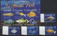 ZNACZKI- GRENADA, 2009 ROK. Mi. 4462-4471**