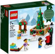 LEGO 40263 - Świąteczny Rynek 24h
