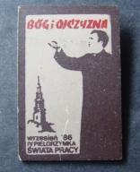 Bóg i Ojczyzna - Pielgrzymka Świata Pracy 1986