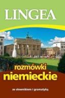 Rozmówki niemieckie ze słownikiem i gramatyką w.VI
