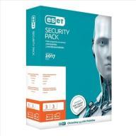 ESET Security Pack 3+3 36M 2017 PL KLUCZ ESD FV