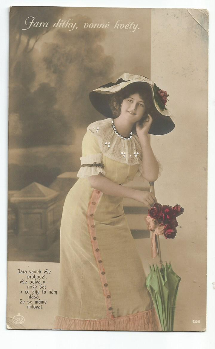 PArt-33-11-Kobieta z parasolką-z lat 1900-15