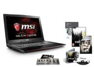 Laptop MSI GP62MVR 6RF i7 16GB 128+1TB GTX1060 W10