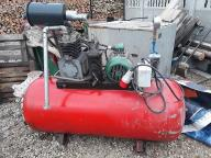 Sprężarka powietrza WAN-400/10ATM