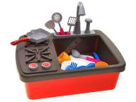 JKM ZA1682 Zlew do mycia naczyń + kuchenka naczyni