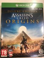 ASSASSIN'S CREED ORIGINS DELUXE EDITION PL XBOX