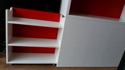 Flaxa Ikea Płyta Szczytowa łóżka