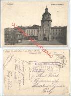 Lublin, Brama Krakowska, K.U.K. cenzura, 1916