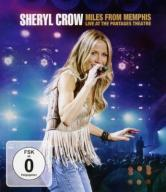 BLU-RAY Crow, Sheryl - Miles From Memphis