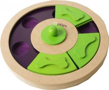 Zabawka Na Inteligencje Dla Psa Iquties Treatwheel 6041746025 Oficjalne Archiwum Allegro