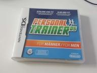 PERSONAL TRAINER DS FOR MEN Nintendo DS Komplet