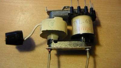 Transformator Wysokiego Napiecia Tvl 62 6632050721 Oficjalne Archiwum Allegro