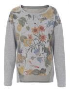 bluza TOP SECRET rozm 36 S wzór print kwiatowy