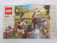 Instrukcja LEGO Kingdoms Blacksmith Attack 6918