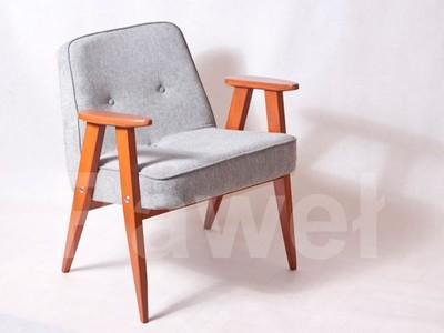 Fotel Chierowski 366 Prl Loft Lata 60 2szt