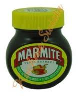 [KŚ] Marmite - pasta z ekstraktu drożdżowego 125g