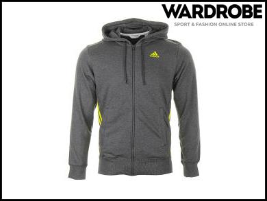 Bluza adidas Ess Mid Fz Hood AK1788 r S KURIER 6359106469