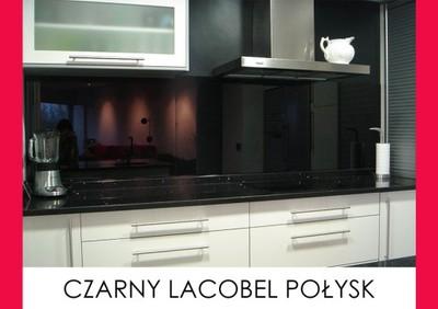 Szkło Lacobel Lakobel Ral9005 Czarny Opoczno Kutno