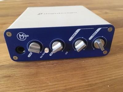 Karta muzyczna USB MBox mini 24bit