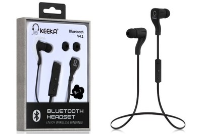 Słuchawki Bluetooth 4.1 MIKROFON do HONOR 7 LITE