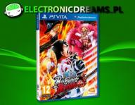 ONE PIECE BURNING BLOOD PSV VITA SKLEP ED W-WA