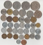 Zestaw monet FILIPINY 1972 - 1990