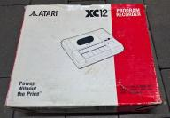 Magnetofon Atari XC12, BOX, oryginalne opakowanie