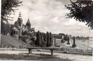 SZCZECIN - WAŁY CHROBREGO + ŁAWKA - 1965R