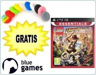 LEGO INDIANA JONES 2  WAWA NOWA FOLIA PS3 +GRATIS!