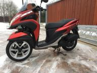 Yamaha Tricity 125 MBK Tryptyk z ABS na kat B A1