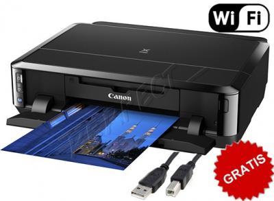Canon iP7250 DUPX WIFI druk na CD ORYG TUSZE+kabel