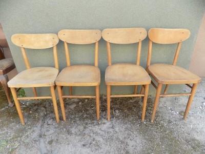 Meble Giete 4 Krzesla 6840049513 Oficjalne Archiwum Allegro