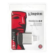 Kingston Czytnik kart FCR-MLG4 zewnętrzny