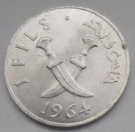1964r. - Arabia Południowa - 1 Fils