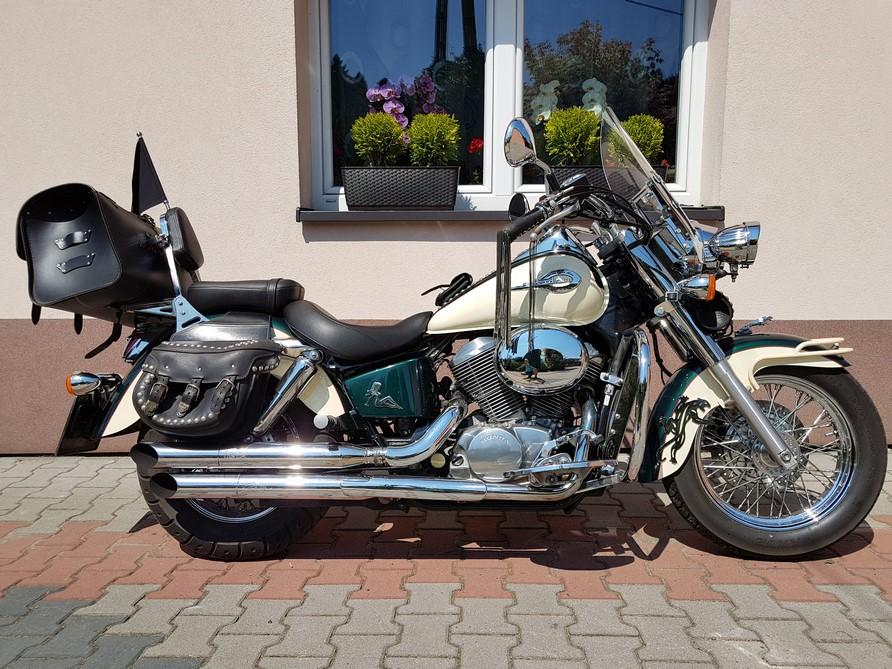 Honda Shadow Vt 750 Kardan Piekne Vt 800 Duzy Wybo 7010035756 Oficjalne Archiwum Allegro
