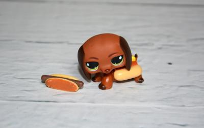 Piesek Jamnik Hot Dog Littlest Pet Shop Lps 4983464930 Oficjalne