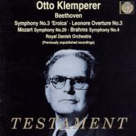 Johannes Brahms Beethoven Symphony No. 3, Leonore