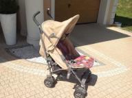 Wózek spacerówka Maclaren 4 Seasons