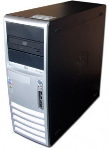 HP D530 P4 1800/1GB/40GB. bcm
