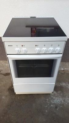 Kuchenka Elektryczna Z Blatem Ceramicznym Siemens 6701345647