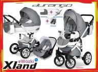 2w1 Wózek wielofunkcyjny DURANGO Alu Tech Riko