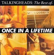 TALKING HEADS - once in a lifetime 1992 _CD