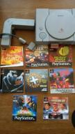 PSX + MULTITAP + 20 gier Castlevania Spider Worms